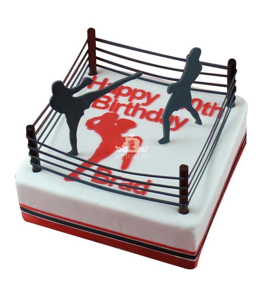 Февраля поздравляем, картинки бокс с днем рождения