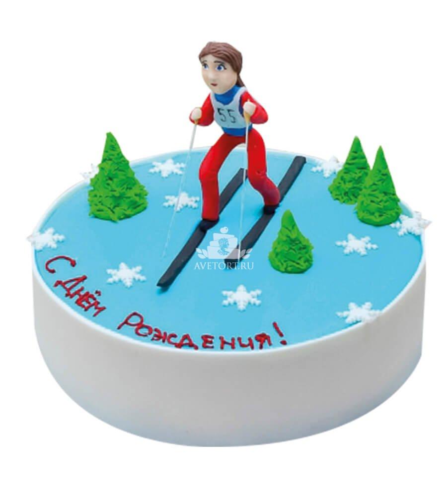 Открытки лыжнику на день рождения, своими руками сердечками