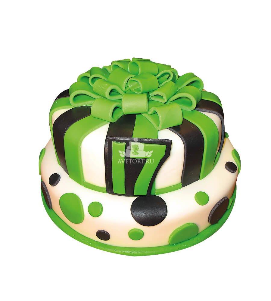 Торты на 17 лет девочке. Заказать торты на День рождения девочке ...   1000x900