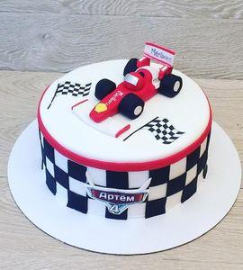 Торт машинка №215001