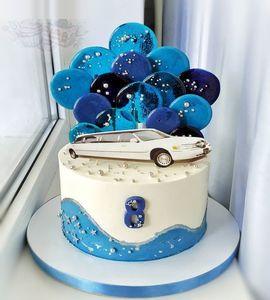 Торт машинка №215063