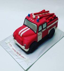 Торт машинка №215109