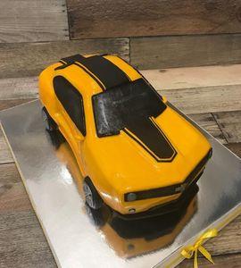 Торт машинка №215120