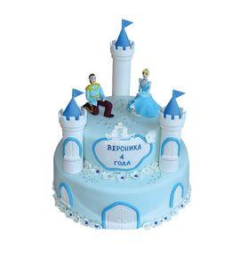 Торт Дворец Золушки