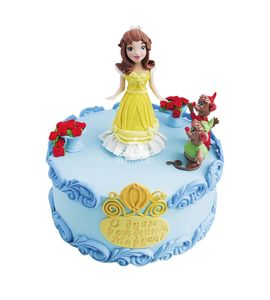 Торт Золушка и друзья