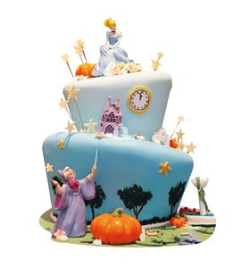 Торт Золушка и фея