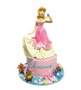 Торт Золушка и мыши