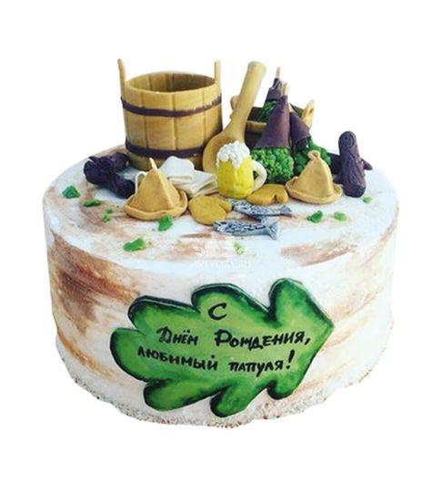 Картинки оформление торта на юбилей это